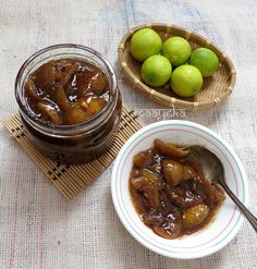 Sweet and Sour Lemon Pickle made with Ayurvedic spices