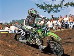 March 2, 1997, Pro Circuit Kawasaki rider Ricky Carmichael would win the first of what would eventually be 102 career outdoor nationals wins at the series-opening Gatorback National in Gainesville, Florida.