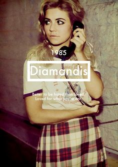 Marina And The Diamonds Marina And The Diamonds, Persona, Lambrini, Girl Artist, Lonely Heart, Perfect People, Family Jewels, I Love Girls, Celebs