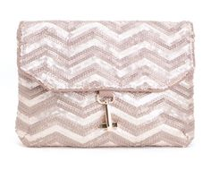 Deux Lux Stormy clutch in taupe, Dmonaco Designs fall bags, sequin clutch, fall fashion, spring fashion, stay trendy
