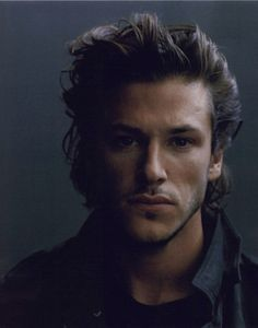 "Gaspard Ulliel - seriously He just screams ""I'm Fergus Claudel Fraser"""