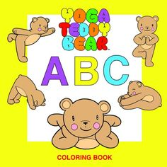 My niece likes to color. I like the bright colors of this book and the yoga poses of the teddy bears. I think this would be a great gift for my niece.