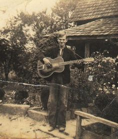Doc Watson, Born in Deep Gap, North Carolina, this musician gained prominence during the folk music revival of the 1960s. Blind since infancy, Watson's unique blend of traditional Appalachian, country, blues, gospel and bluegrass music has earned him five Grammy Awards.