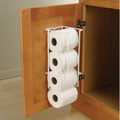 Knape & Vogt Door Mount Toilet Paper Holder at Menards