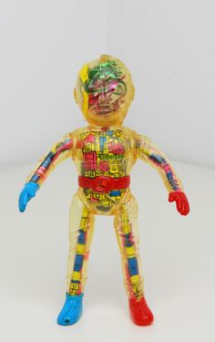 Galactic Awesome!: Kikaider Figure (Popy, 1970s)