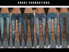The Sims Resource: ShakeProductions 18 SET • Sims 4 Downloads