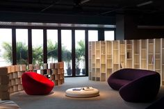 Foto: The Pierre Paulin x Louis Vuitton Design Miami exhibition