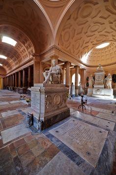 Cimitero della Certosa di Bologna Emilia Romagna