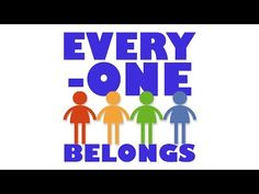 Everyone Belongs - an uplifting song for children about diversity | SongLibrary