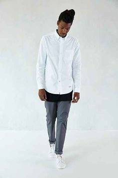 CPO Classic Oxford Button-Down Shirt - Urban Outfitters