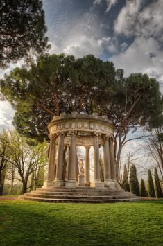 Parque de El Capricho, Madrid, Spain (by Marc)