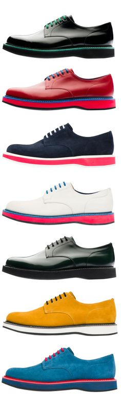 ♥♥♥… Church's - Limited Edition Stratford Shoe