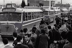Οι Αναμνήσεις μας: Δέκα παλιά λεωφορεία συγκοινωνιών στην παλιά Αθήνα... - Ελληνικος κινηματογραφος Kai, Greece History, Athens Greece, Crete, Public Transport, Homeland, Old Photos, Transportation, Old Things