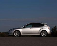 2008 SUBARU IMPREZA WRX STI (Hatchback)
