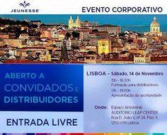 Em contagem decrescente para mais um grande evento corporativo Jeunesse em Lisboa!!!!! #rejuvenescimentoPortugal  #rejuvenescimentBrasil  #TeamFastTrack