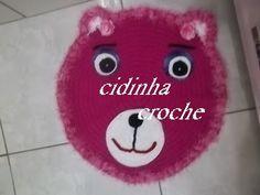 Croche - Tapete Ursinha Rosa - Tutorial Completo - YouTube