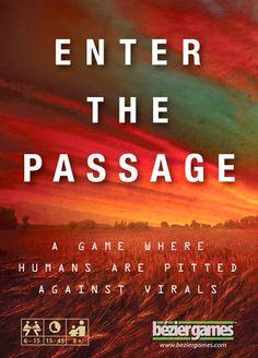 Enter the Passage