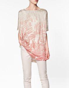 Pastel Strokes T-Shirt