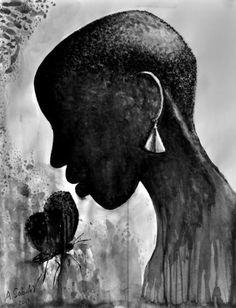 African Night Alex Solodov | Alex Solodov Contemporary Art