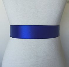 Lemandy Handmade Simple Stretch Stain Belt/Sash for Forest wedding, beach wedding, vintage wedding(available for Sixteen colors) B1 (Sapphire Blue) Lemandy http://www.amazon.co.uk/dp/B011KGTE3G/ref=cm_sw_r_pi_dp_wyv5vb1J7N66Q