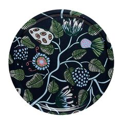 Marimekko Tiara tray, blue-green-grey