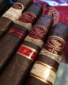 Pardon Cigars …