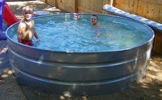 Stock Tank Pool Ideas In Backyard 28