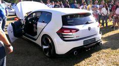 New 2014 Volkswagen Golf GTI + AMAZING SOUND [HD]