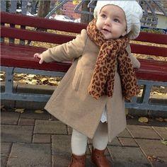 Adorable Winter Fashion For Kids {pinterest picks} #fashion #winter #kids #clothes