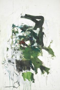 Joan Mitchell - My Plant, 1966, Oil on canvas