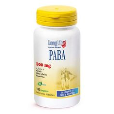 Paba 100mg 100 compresse