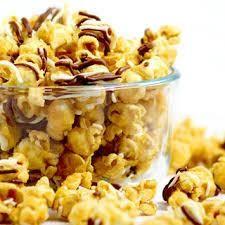 Stripes Popcorn