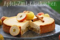 Patce's Patisserie: Apfel-Zimt-Käsekuchen {Say cheese...cake!}