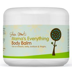 Shea Mooti Mama's Everything Body Balm - 120ml - £16.99 www.naturalcollection.com