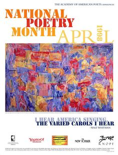 Poster Gallery | Academy of American Poets