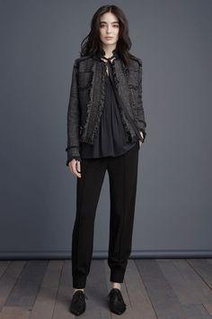 Catwalk photos and all the looks from Elie Tahari Autumn/Winter 2016-17 Ready-To-Wear New York Fashion Week