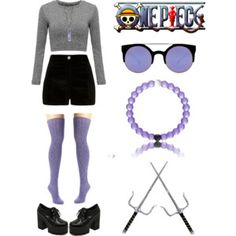 One Piece OC: Outfit 2