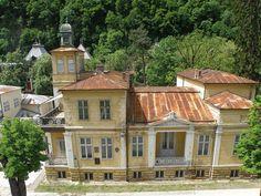 Vila Elisabeta (Sissi) Herculane