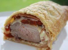 Filet mignon en croute à l'italienne Filets, 20 Min, Charcuterie, Fondant, Sandwiches, Tacos, Beef, Totalement, Dumplings