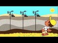 Produire de l'électricité - Dessin animé éducatif - YouTube