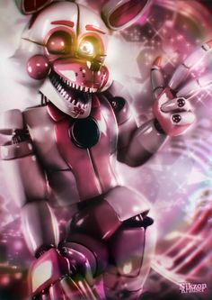 Fun time foxy is a he not a she Five Nights At Freddy's, Fnaf 5, Anime Fnaf, Freddy S, Foxy Wallpaper, Wallpaper Ideas, Sister Location Baby, Fnaf Costume, Foxy And Mangle