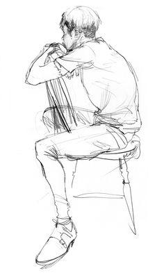 Human Figure Sketches, Figure Sketching, Figure Drawing, Human Sketch, Pencil Art Drawings, Art Drawings Sketches, Cool Drawings, Eye Drawings, Body Drawing