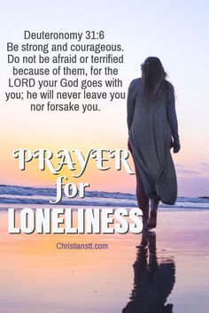 Breakthrough Prayer For Loneliness - When you feel less than loved Christian Life, Christian Quotes, How I Feel, How Are You Feeling, Scriptures, Bible Verses, Abba Father, Religious Books, Old And New Testament