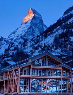 Backstage Hotel Vernissage  Zermatt, Switzerland