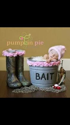 Southern sweetness baby photo bait
