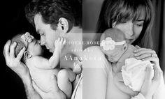 Phoebe Rose: A little bit of heaven sent down Daddy's & Mommy's life  @FSOG_UK