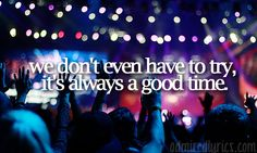 Good Time - Owl City & Carly Rae Jepsen
