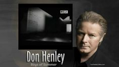 [HD 720p] The Boys of Summer (1984) - Music Video - Sung by Don Henley, a hotel room, my 21st birthday, MTV and this video.  ahhhh sweet Memories.  thank you Don Henley