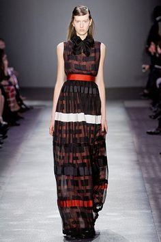 One of my favorites of the Fall 2012 collections - Giambattista Valli
