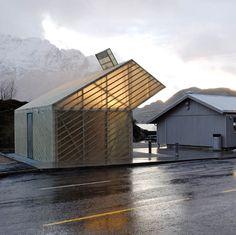 Jektvik Ferry Quay Area - Carl-Viggo Hølmebakk AS
